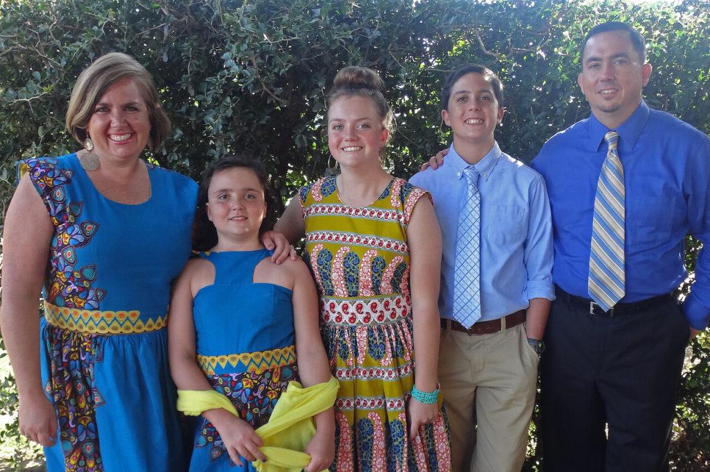 Burkholder Family